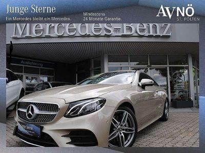 used Mercedes E300 Coupe AMG Line LED High Perform Klima 19'' A