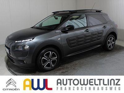 gebraucht Citroën C4 Cactus 1,6 BlueHDI 100 ETG Feel Limousine,
