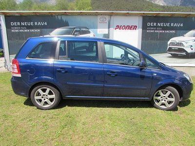 brugt Opel Zafira 1,7 CDTI Edition Plus DPF