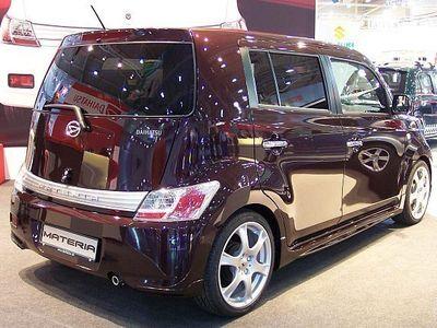 gebraucht Daihatsu Materia 1,3 Kombi / Family Van