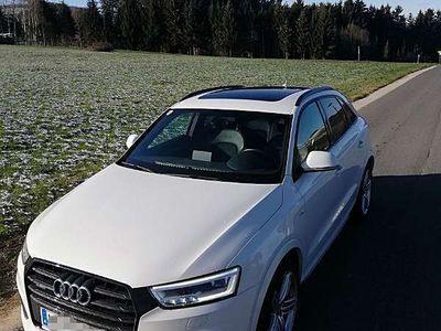brugt Audi Q3 2,0 TDI Sport quattro S-tronic