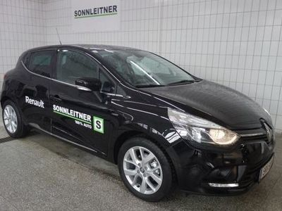 used Renault Clio Limited TCe 75 Limousine,