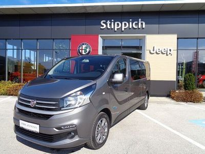 gebraucht Fiat Talento Panorama 3,0t 1,6 EcoJet Twin-Turbo 125 LR Executive