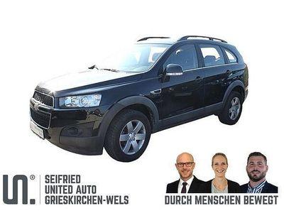 gebraucht Chevrolet Captiva LT 2,2 2WD *Erstbesitz*AHK* keine Anzahlung € 175,- mtl.