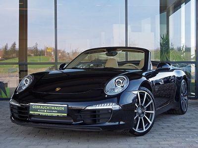 gebraucht Porsche 911 Carrera Cabriolet DSG 991