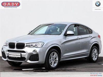 gebraucht BMW X4 xDrive20d, 190 PS, 5 Türen, Automatik