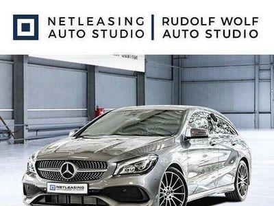 gebraucht Mercedes CLA220 Shooting Brake d AMG Line Pano.-Dach/LED Klima
