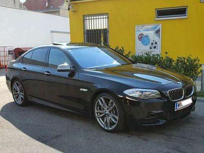 gebraucht BMW 550 M550d-xDrive Aut.- Garantie