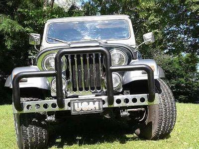 gebraucht Jeep Wrangler CJ7, 5 LITER, V8, 4 Gang Schaltgetriebe SUV / Geländewagen,