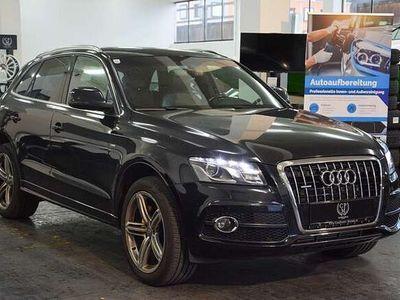 gebraucht Audi Q5 3,0 TDI quattro DPF S-tronic**S-LINE**XENON*... SUV / Geländewagen