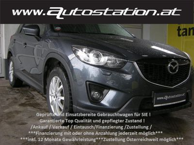 used Mazda CX-5 CD150 Attraction Aut.