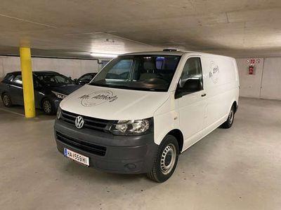 gebraucht VW Caravelle T5LR transporter 2,0 TDI D-PF sandheizung