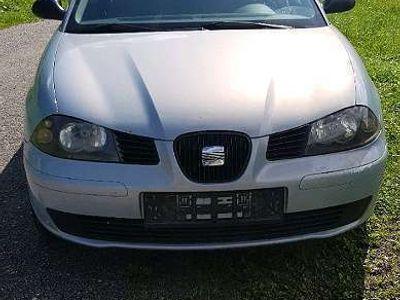 gebraucht Seat Ibiza Ibiza6L 1.4 PD Klein-/ Kompaktwagen,