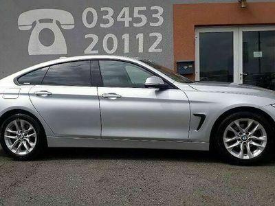gebraucht BMW 418 4er-ReiheGran Coupe/NAVI/EINPARKHILFE/XENON