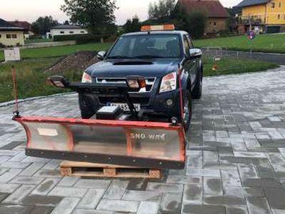 gebraucht Isuzu D-Max Sonstige SUV / Geländewagen
