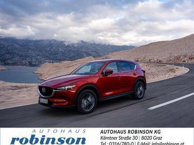gebraucht Mazda CX-5 CD184 AWD Revolution Top Aut. SUV / Geländewagen,