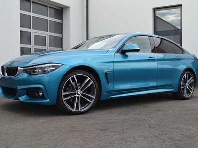 gebraucht BMW 420 Gran Coupé 4er-Reihe Gran Coupe (F36) M Sport Aut.