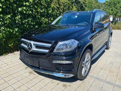 gebraucht Mercedes GL350 GL-Klassed SUV / Geländewagen