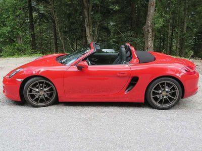 gebraucht Porsche Boxster 981, 2.7 PDK Cabrio / Roadster,