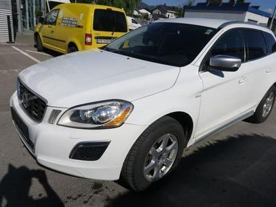 used Volvo XC60 D5 AWD R-Design Geartronic