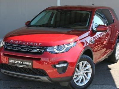 gebraucht Land Rover Discovery Sport 2,0TD4 150PS AT SE