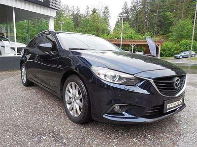 gebraucht Mazda 6 Sport Combi CD150 Attraction Kombi / Family Van