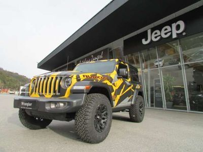 gebraucht Jeep Wrangler 2,2 CRD 8AT - Rubicon