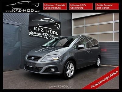 gebraucht Seat Alhambra Executive Plus 2,0 TDI CR DSG Kombi / Family Van