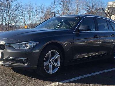 gebraucht BMW 320 3er-Reihe D xDrive Touring Aut. Kombi / Family Van