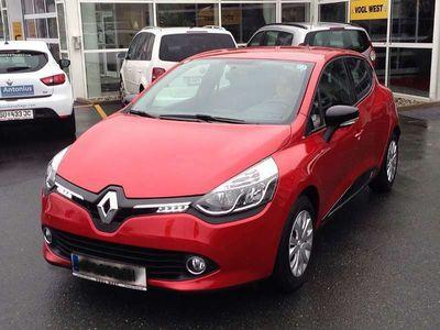 gebraucht Renault Clio IV Expression 1,2 16V 75PS Limousine