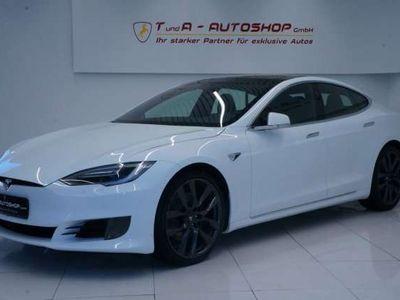 gebraucht Tesla Model S 75 kWh/Lebenlang Supercharger GRATIS/Auto Pilot/P
