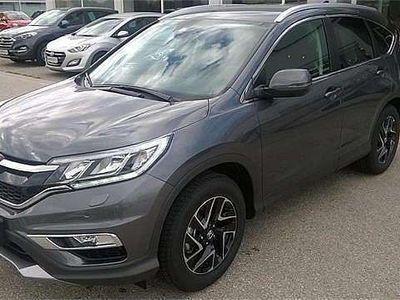 gebraucht Honda CR-V 1,6i-DTEC Elegance plus SUV / Geländewagen,