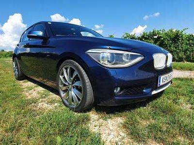 gebraucht BMW 120 1er-Reihe d Limousine
