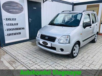 gebraucht Suzuki Wagon R+ 1,3 GL DDiS Ds. Kombi / Family Van