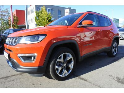 gebraucht Jeep Compass 1,4 MultiAir Limited 140