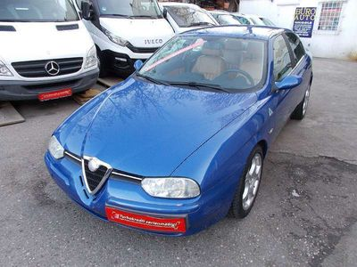 gebraucht Alfa Romeo 156 156 Alfa2.0 JTS Distinctive Limousine