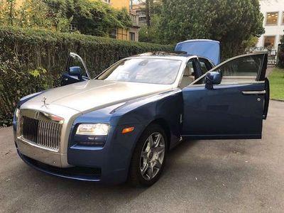 gebraucht Rolls Royce Ghost Limousine