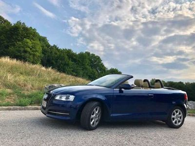 gebraucht Audi A3 Cabriolet 2.0 TDI Attraction S-tronic / Roadster