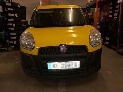 gebraucht Fiat Doblò 1,3 16V JTD lang