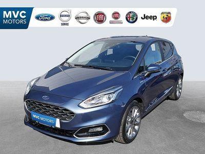gebraucht Ford Fiesta Vignale 1,0 EcoBoost Start/Stop Aut. Limousine
