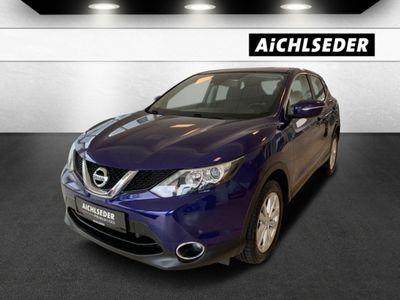 gebraucht Nissan Qashqai 1,5 dCi Acenta SUV / Geländewagen