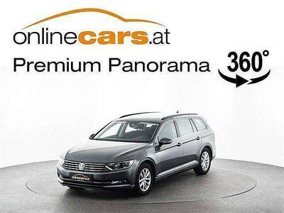 gebraucht VW Passat Variant Comfortline 2,0 TDI Kombi / Family Van,