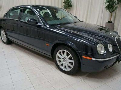 gebraucht Jaguar S-Type 2.7 Liter V6 Diesel Executive*142.381 km*