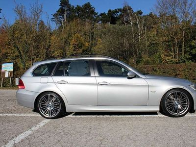 gebraucht BMW 325 3er-Reihe d Kombi / Family Van