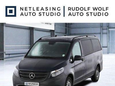 gebraucht Mercedes Vito 114 BT Lang Tourer Pro Tempom+Navi+9S+2Klim