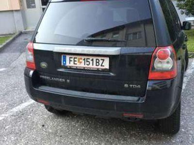 gebraucht Land Rover Freelander 2,2 Td4 S