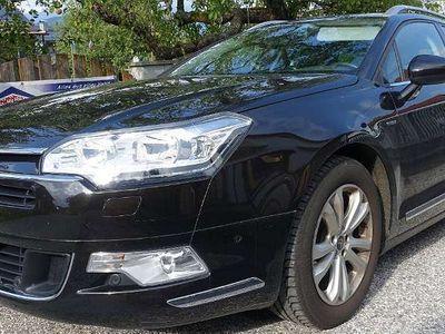 gebraucht Citroën C5 Tourer 2,0 HDi FAP Exclusive Kombi / Family Van