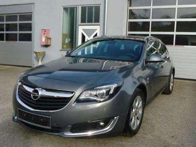 gebraucht Opel Insignia 1,6 CDTI Ecotec Cosmo Aut.