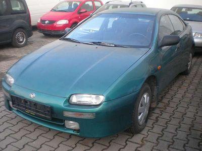 gebraucht Mazda 323F 1,5i SE Klein-/ Kompaktwagen