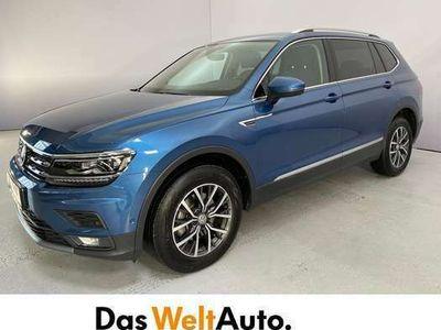 gebraucht VW Tiguan Allspace HL TSI OPF DSG 7-Sitzer